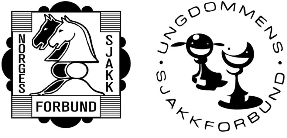 Logo Ungdommens sjakkforbund